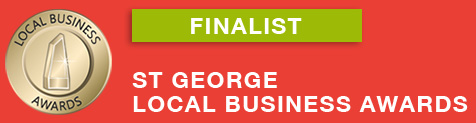St George Local Business Award Finalist